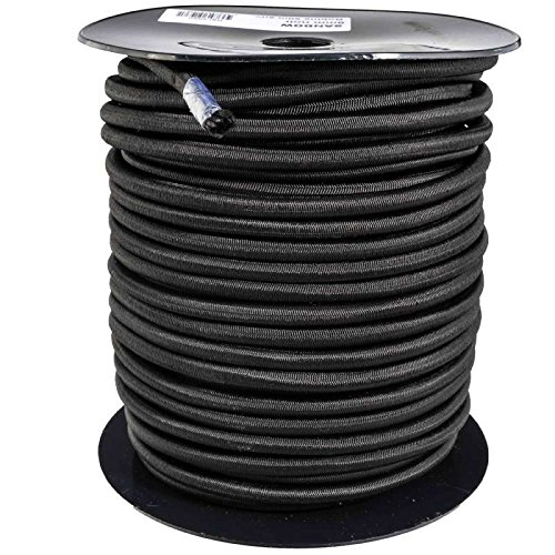 Tendeur noir 12mm x 30m sur bobine