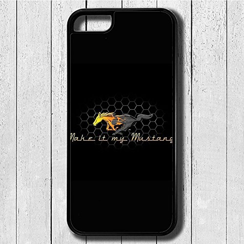 XNVKUE Custom Personalized Phone Case Cover Hülle Schutzhülle for Samsung Galaxy S6 Edge Plus 24KBOQ (Grill Edge Schwarz Ford)