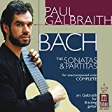 Bach, Johann Sebastian Assoli strumentali