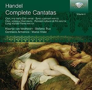 Händel: Sämtliche Kantaten Vol.4