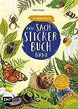 Mein Sach-Stickerbuch Natur ? Krabbeltiere: Mit 120 Stickern und faszinierenden Fakten -