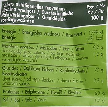 NA! Sachet de Corn Crackers Quinoa 50 g