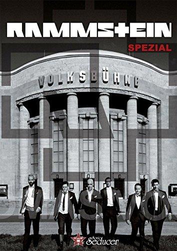Rammstein Special: Mit exklusiven Fotos aus dem privaten Fotoarchiv von Rammstein - so war die Band noch nie zu sehen + Sonic Seducer 12-2015/01-2016 + DVD: M'Era Luna 2015