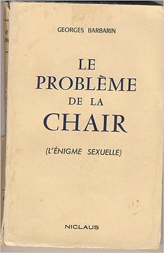 Téléchargement du classeur italien Le problème de la chair (l'énigme sexuelle). 1960. Broché. 221 pages. (Philosophie, Sexualité) RTF