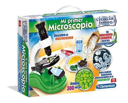 Wissenschaft und Spiel–Mikroskop (Clementoni 550791)