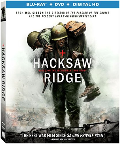 Hacksaw Ridge [USA] [Blu-ray]