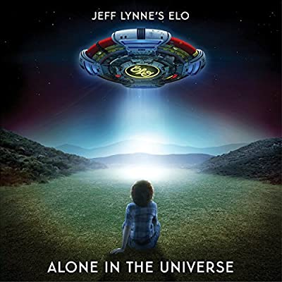 Jeff Lynne's ELO - Alone in the Universe - cheap UK light store.