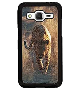PRINTSWAG LEAPORD Designer Back Cover Case for SAMSUNG GALAXY CORE PRIME