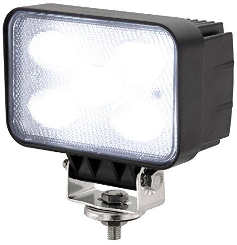 AdLuminis LED Arbeitsscheinwerfer 50 Watt 4000 Lumen, CREE Chips, 120°, Für 12V 24V Volt, IP67 Schutzklasse, 6000K, Zusatzscheinwerfer, Rückfahrscheinwerfer, Suchscheinwerfer, Arbeitsleuchte
