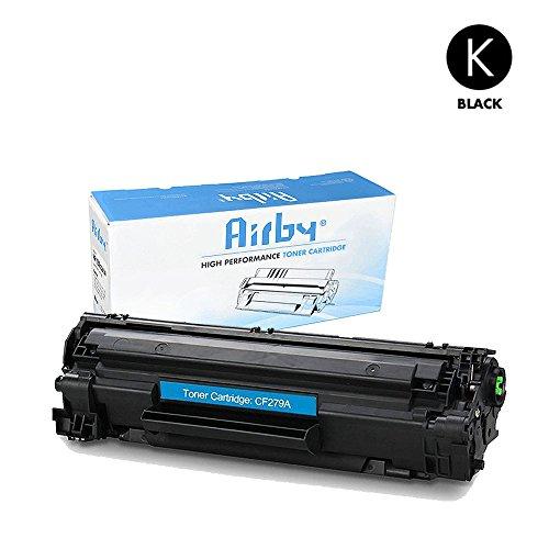 Preisvergleich Produktbild Airby® kompatibel HP 79A CF279A Toner Kartusche für HP LaserJet Pro MFP M26nw M26a HP LaserJet Pro M12w M12a