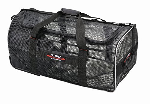 Tusa Roller Mesh Scuba Diving Bag w/ Free Swivel Clip by Tusa