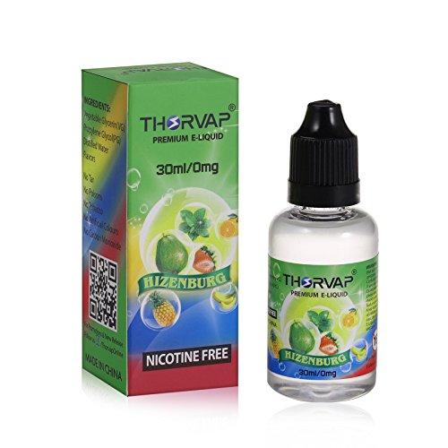 THORVAP E Liquid Heisenberg 30ml E Zigarette Liquid 70VG E-Flüssigkeit Liquid Ohne Nikotin E Dampfer Liquid Fruchtgeschmack