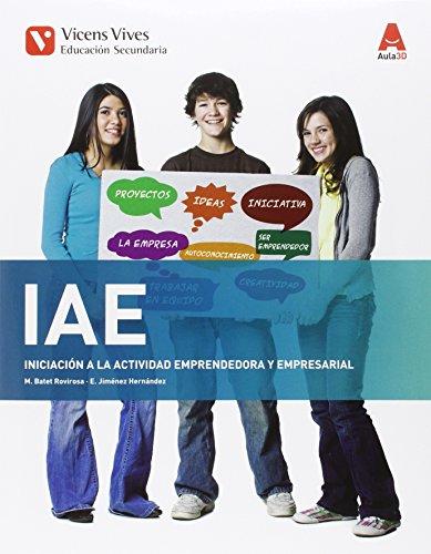 Iae (iniciativa emprendedora eso) aula 3d: 000001