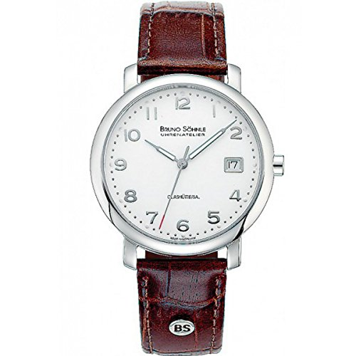 Bruno Söhnle Unisex Analogue Watch with Money Dial Analogue Display - 17-13016-223