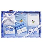Baby Station Gift Set-13 Pcs (Blue)