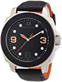 Boss Orange Herren-Armbanduhr Analog Leder 1512669