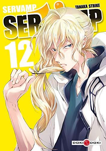 Servamp - Volume 12 par Strike Tanaka
