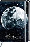 myNOTES Notizbuch A5: Stay wild, moonchild - notebook medium, dotted - für Träume, Pläne und Ideen / ideal als Bullet Journal oder Tagebuch -