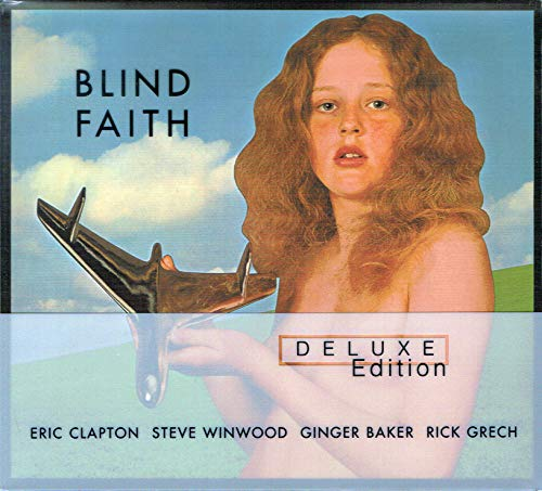 Blind Faith-Deluxe Edition +9 - Faith Cd Blind