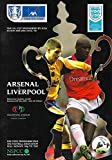 Finale de la Coupe de FA 2000/01 - Programme de Football - Arsenal v Liverpool...