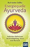 Energiequelle Ayurveda: Indisches Heilwissen bei Erschöpfung, Stress und Burnout