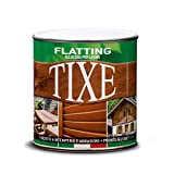 Tixe 632.301 Flatting per Legno all'Acqua, Vernice, Lucido, 250 ml