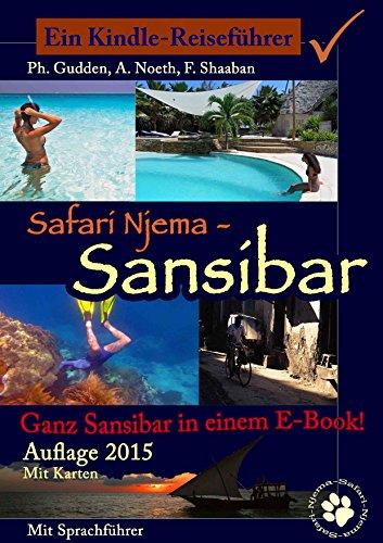 Safari Njema - Reiseführer Sansibar (6. Auflage, März 2015)