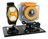 Best HP Waterproof Video Cameras - HP AC-200W HD 1080p Sports Action Camera Review