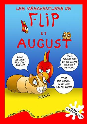Les mésaventures de Flip et August