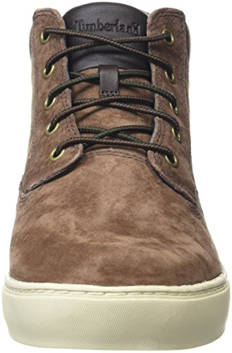 Timberland Dauset, Sneakers Hautes homme Marron - Brown (Coconut Shell)