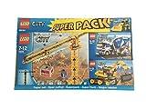 Lego City 66194 Super Pack 7246, 7248, 7905 und 7905