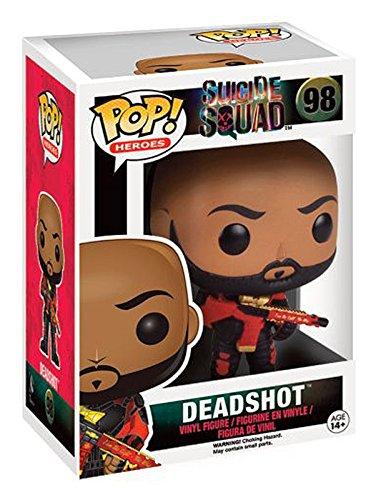 Funko Pop Deadshot (Escuadrón Suicida 98) Funko Pop Escuadrón Suicida