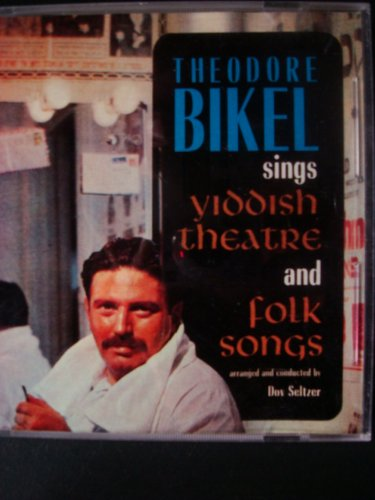 Theodore Bikel Sings Yiddish Theatre - Tulip Post