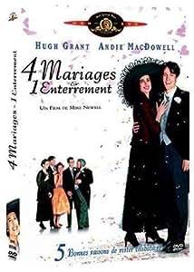 Quatre mariages et un enterrement