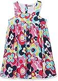 losan 816-7026AD, Vestido para Niñas, Rosa (Pink), 7 años (Tamaño del fabricante:7)