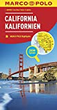 MARCO POLO Länderkarte Kalifornien 1:800 000 (MARCO POLO Länderkarten) - Collectif