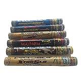 CICLÓN MEGA PAQUETE - CONOS DE CIGARROS - Fumadores paquete multi - Caña de azúcar, MAYHEM, Wolverine, hyphy, Wonderberry !, SUPREMA NO + (INC. 6 CIGARRO CONOS)