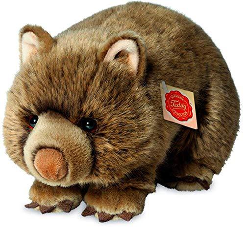 Teddy Hermann 914266 Wombat, 26 cm
