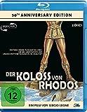 DVD Cover 'Der Koloss von Rhodos - 50th Anniversary Edition (+ DVD) [Blu-ray]