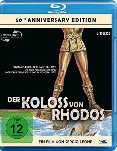 Bild von Der Koloss von Rhodos - 50th Anniversary Edition (+ DVD) [Blu-ray]