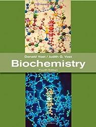 Biochemistry, 4th Edition by Voet, Voet, Judith G. (2010) Hardcover