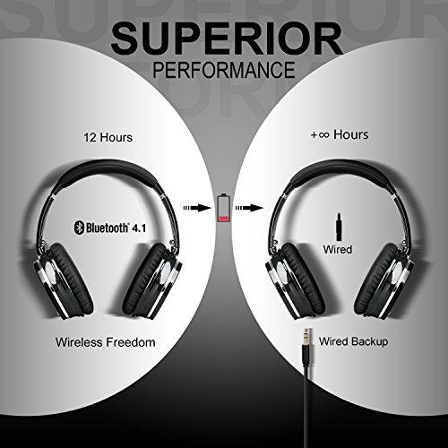 JBL JBLE55BTBLK Cuffie Circumaurali con Bluetooth · Cuffie Bluetooth  Wireless Riduzione del Rumore - Portatile Universali Headphones e  Cancellazione del ... 201118b3a4ff