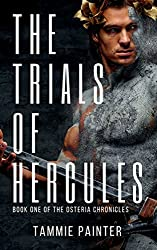The Trials of Hercules: Book One of The Osteria Chronicles (Greek Gods Epic Fantasy Series) (English Edition)