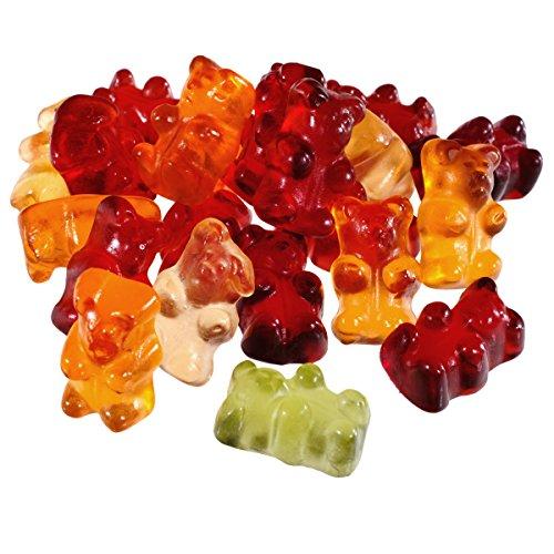Deine Naschbox - Fruchtgummi Vitamin C Bärchen - 150g