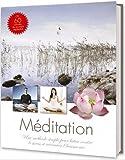 Image de Méditation : Une méthode simple pour lutter contre le stress et retrouver l'harmonie (1CD audio)