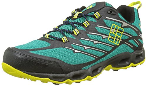 Columbia Ventrailia Ii Outdry, Chaussures Multisport Outdoor Homme Vert (Mayan Green/Zour 309)