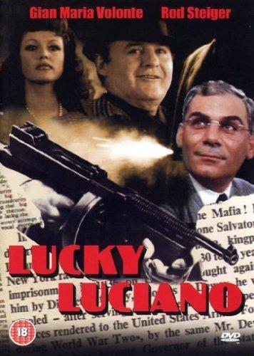 Lucky Luciano [1974] [DVD] by Gian Maria Volonte