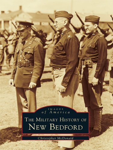 The Military History of New Bedford (Images of America) (English Edition) Radar Tower