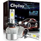 Best Led Headlights - Car LED Headlight Bulbs H7 72W 8000lm 6500K Review