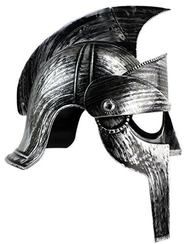 Spartacus Helm Kriegerhelm 300 Ritter (Spartacus Gladiator Kostüme)